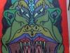 Vægmaleri II